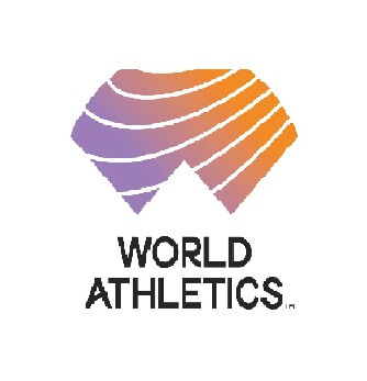 logo WORLD ATHLETICS 334x347